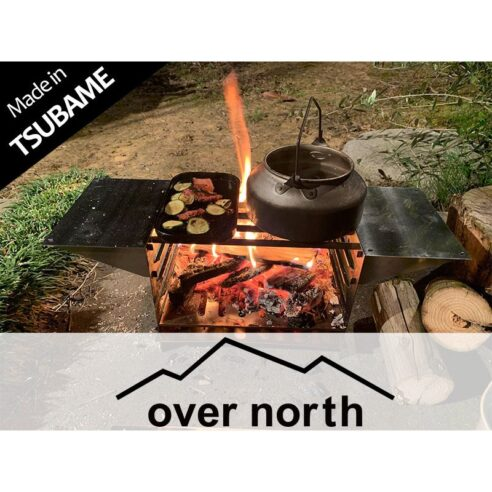 TAKIBI STOVE S(フルセットVer.)※「WARMING TABLE」あり